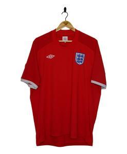 2010-12 England Home Shirt