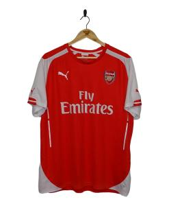 2014-15 Arsenal Home Shirt