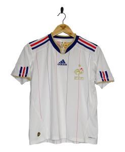 2010-11 France Away Shirt