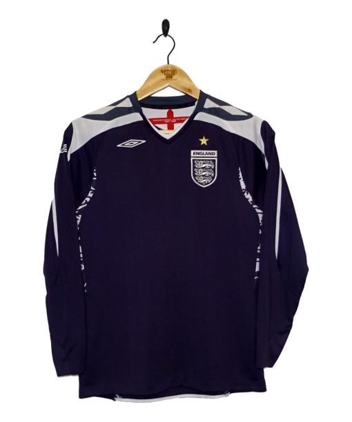 2007-09 England Goalkeeper Shirt