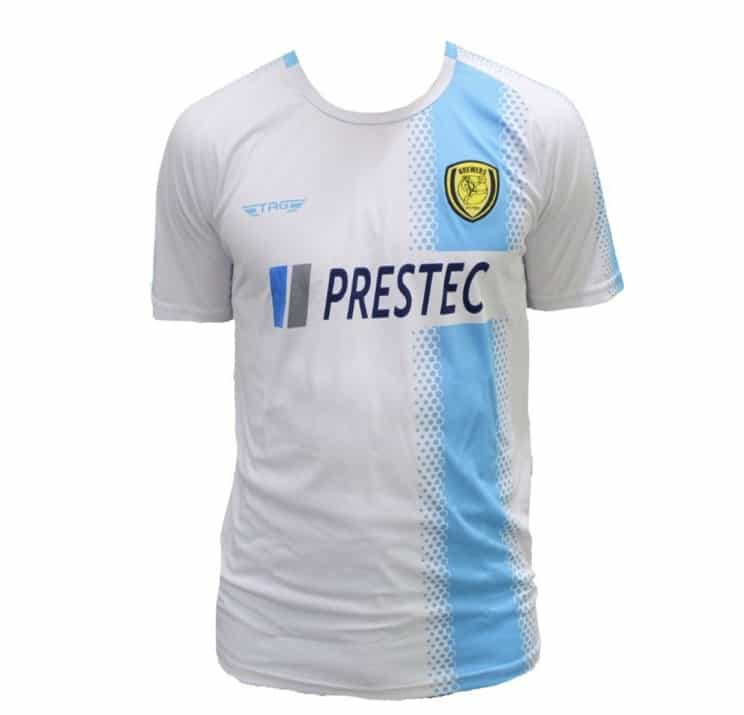 Tag 2021-22 Burton Albion Away Shirt