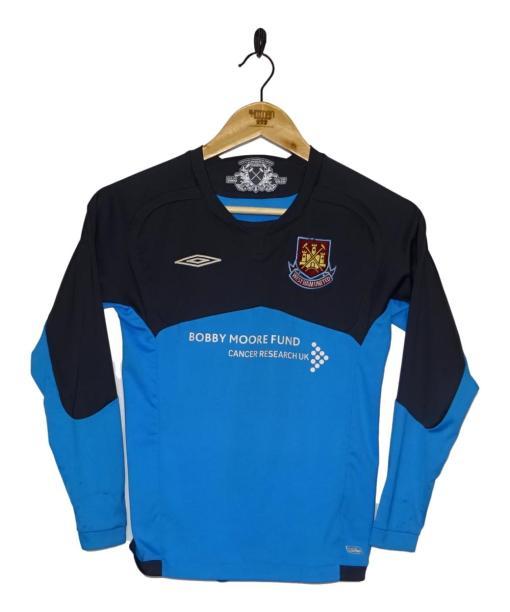 2009-10 West Ham United Goalkeeper Shirt