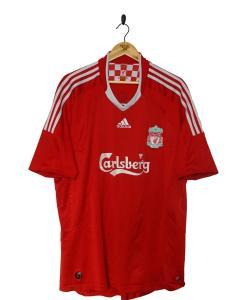 2008-10 Liverpool Home Shirt
