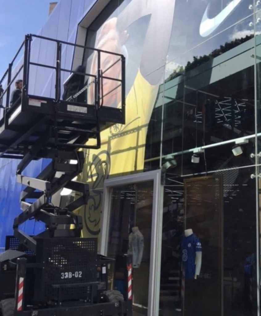 Chelsea 2021-22 Nike Away Shirt Leaked At Megastore