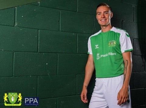 Hummel 2021-22 Yeovil Town Home Shirt