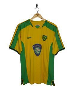 2003-05 Norwich City Home Shirt