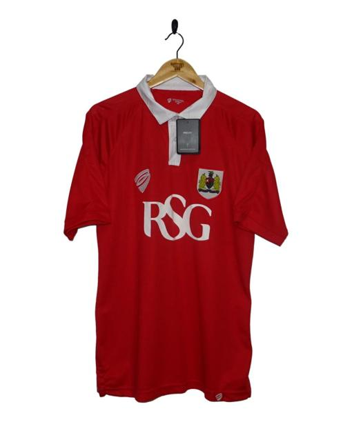 2014-15 Bristol City Pro Fit Home Shirt