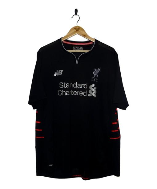 2016-17 Liverpool Away Shirt