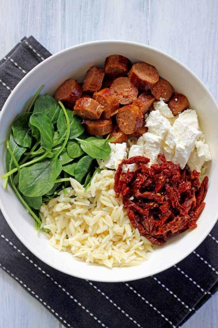Whole Foods Orzo Salad Recipe