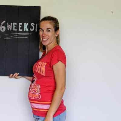 Baby Mac Update – 26 Weeks