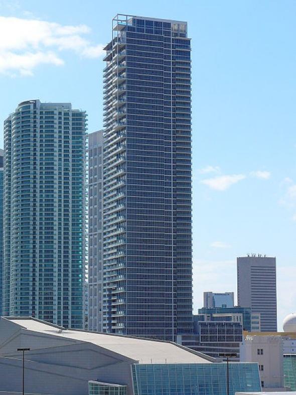 Marquis Miami  Waterfront Condo  Miami Real Estate