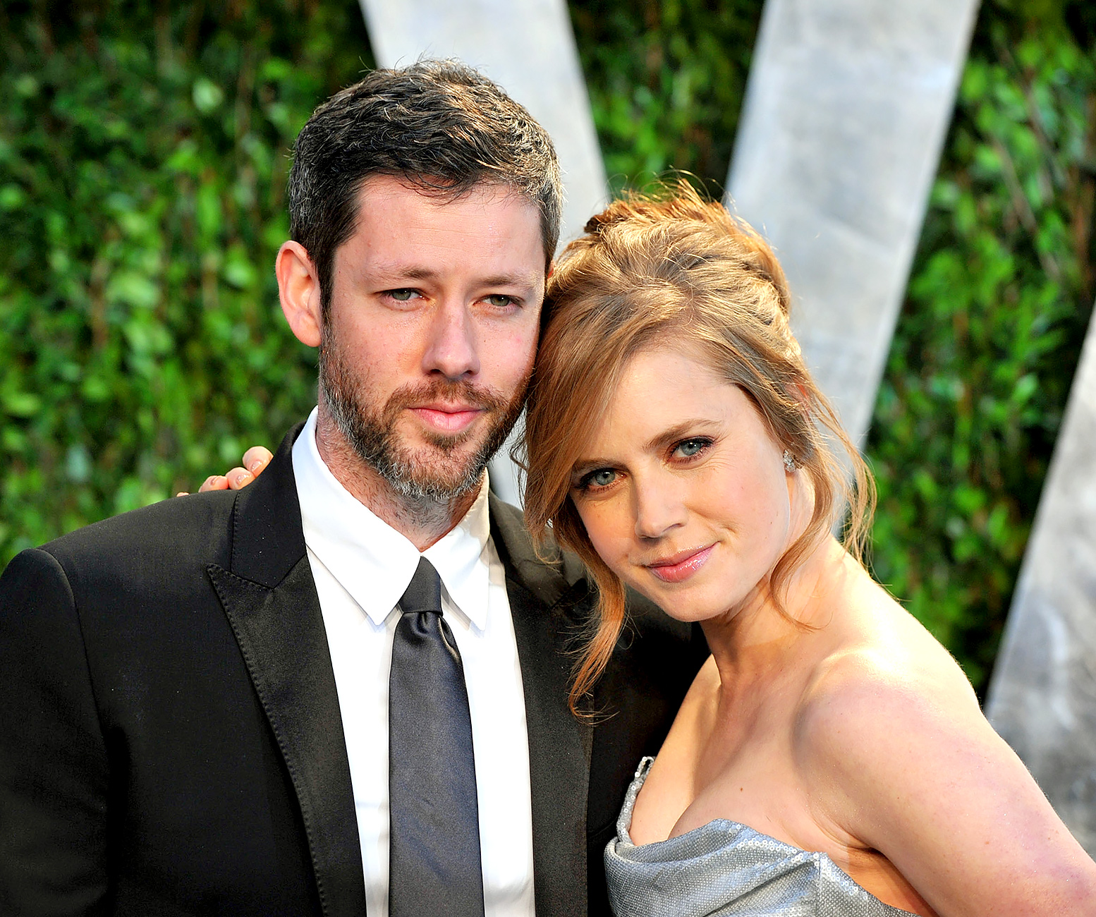 Darren Le Gallo and Amy Adams get married in an intimate wedding on May 2, 2015