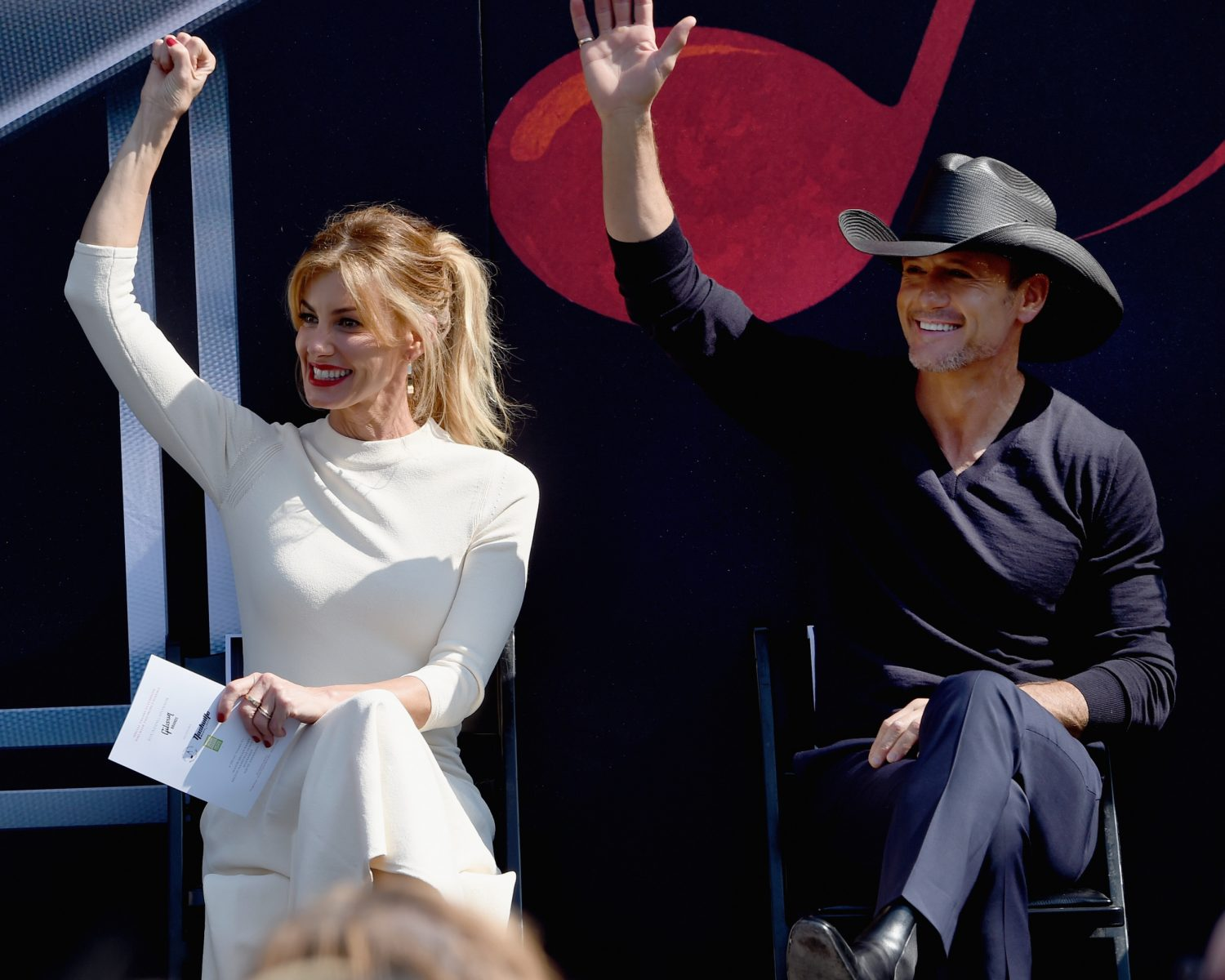 Faith Hill and Tim McGraw Celebrate 20th Wedding Anniversary