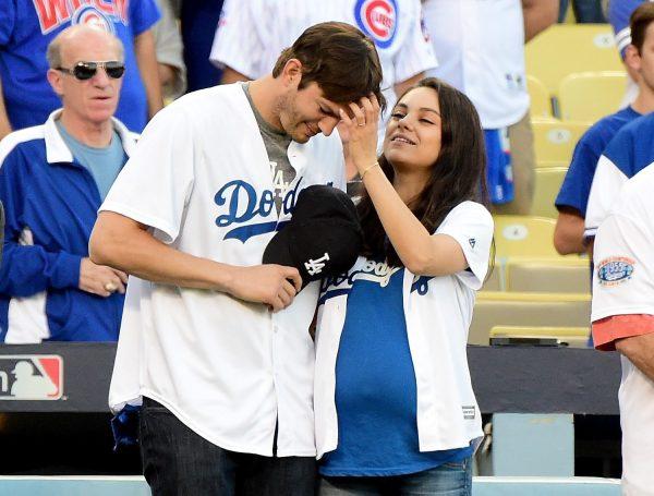 Ashton Kutcher Praises Wife Mila Kunis Character
