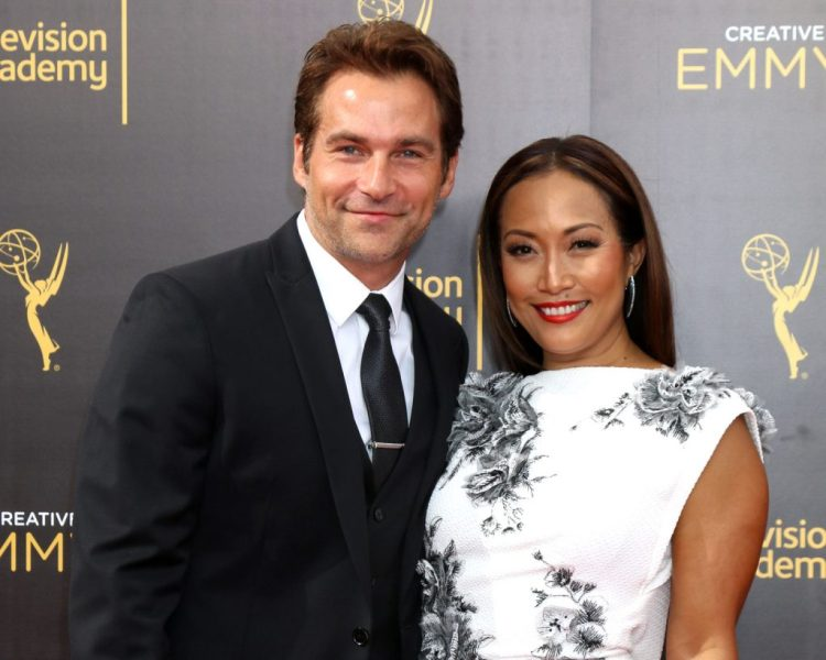 DWTS' Carrie Ann Inaba Is Engaged to Robb Derringer