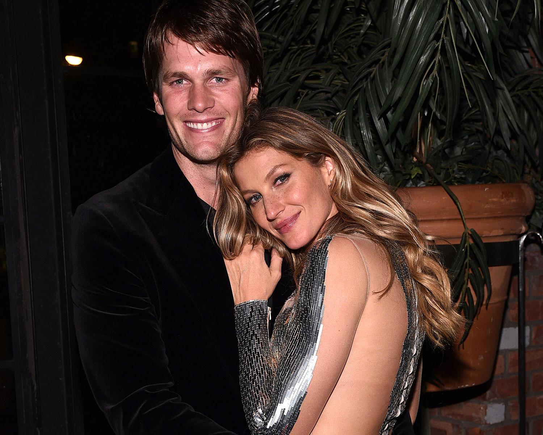 Tom Brady Shares Wedding Photo On Anniversary With Gisele