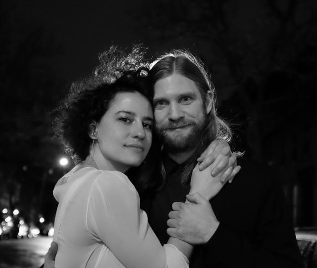 Ilana Glazer David Rooklin Wedding