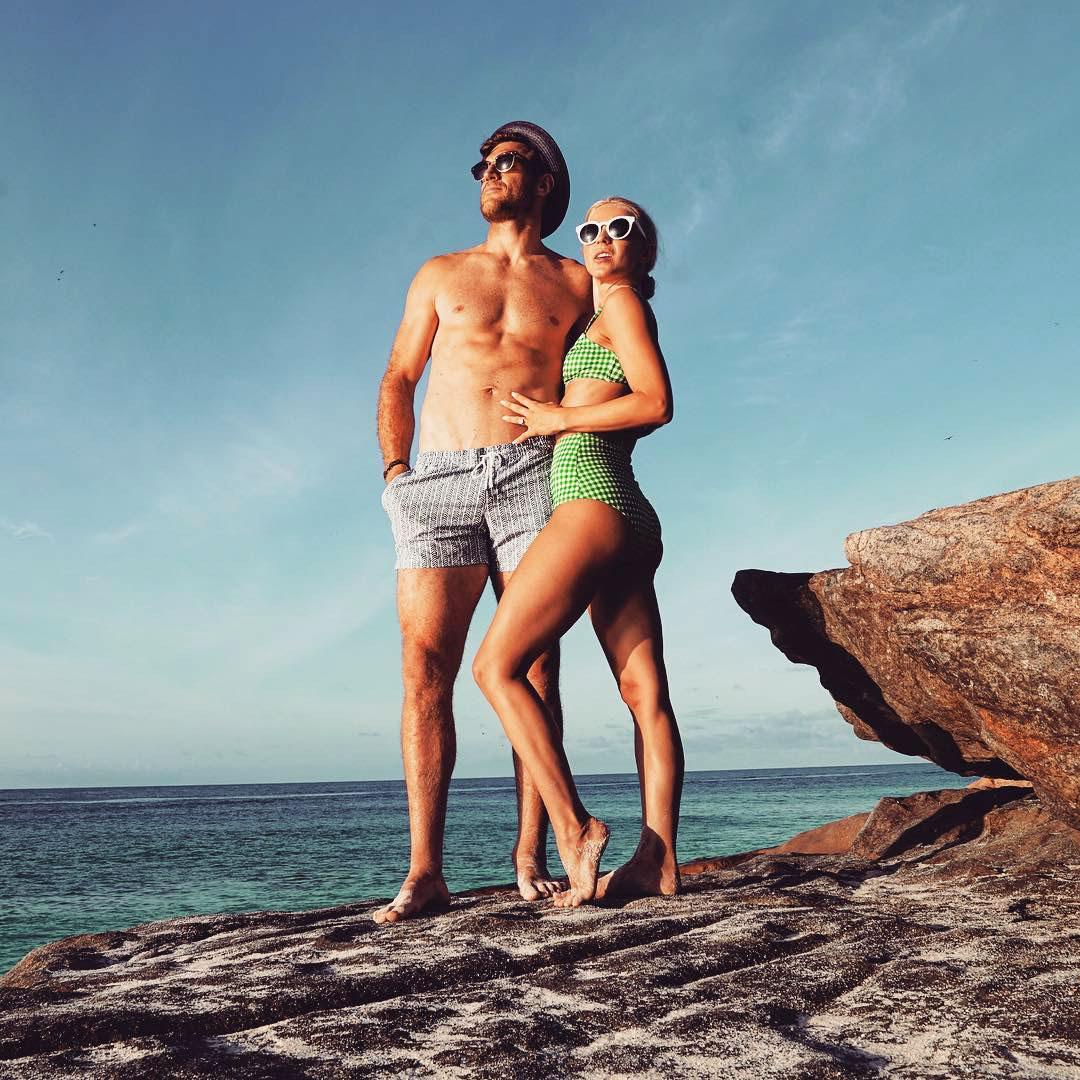 Julianne Hough and Brooks Laich Kenya Safari Honeymoon Photos
