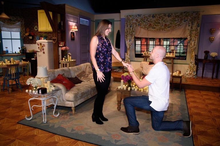 Friends Fan Recreates Chandler and Monicas Apartment