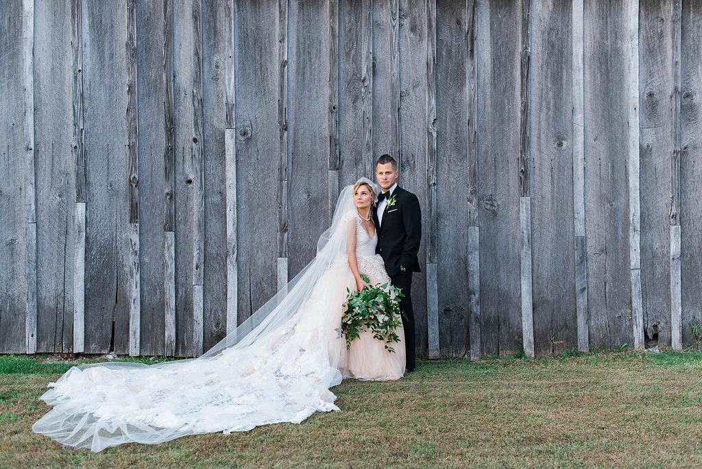 Nashvilles Clare Bowen Helped Design Her Wedding Dress