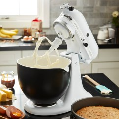 Kitchen Aid Bowls Www Designs Layouts Kitchenaid Debuts Custom Stand Mixers So Your Registry Has Changed The Solid Ceramic Bowl 79 99 Com Photo Courtesy Of