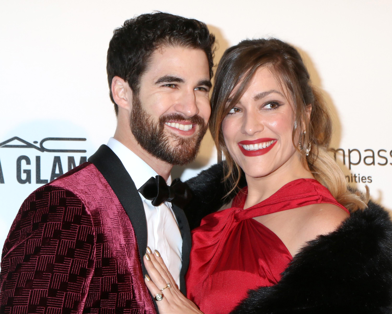 Glee Alum Darren Criss Shares A Wedding Planning Update