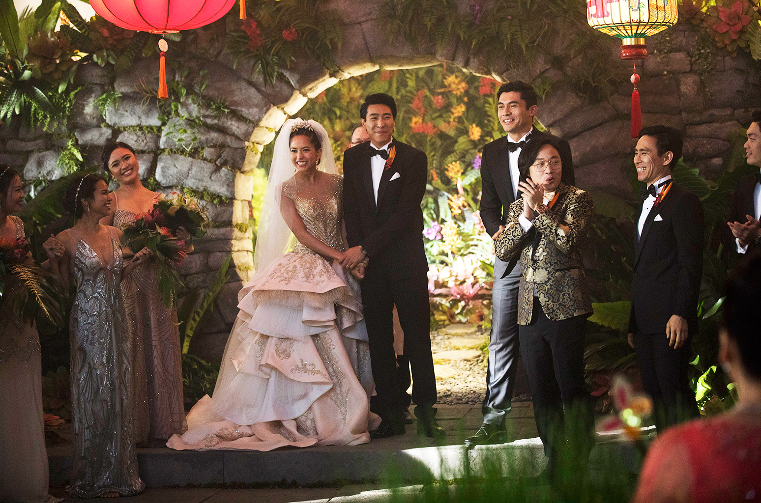 The Crazy Rich Asians Bridesmaid Dress Is Now Available