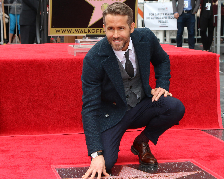 Ryan Reynolds Is Starring in a New Romantic Comedy Called Shotgun Wedding