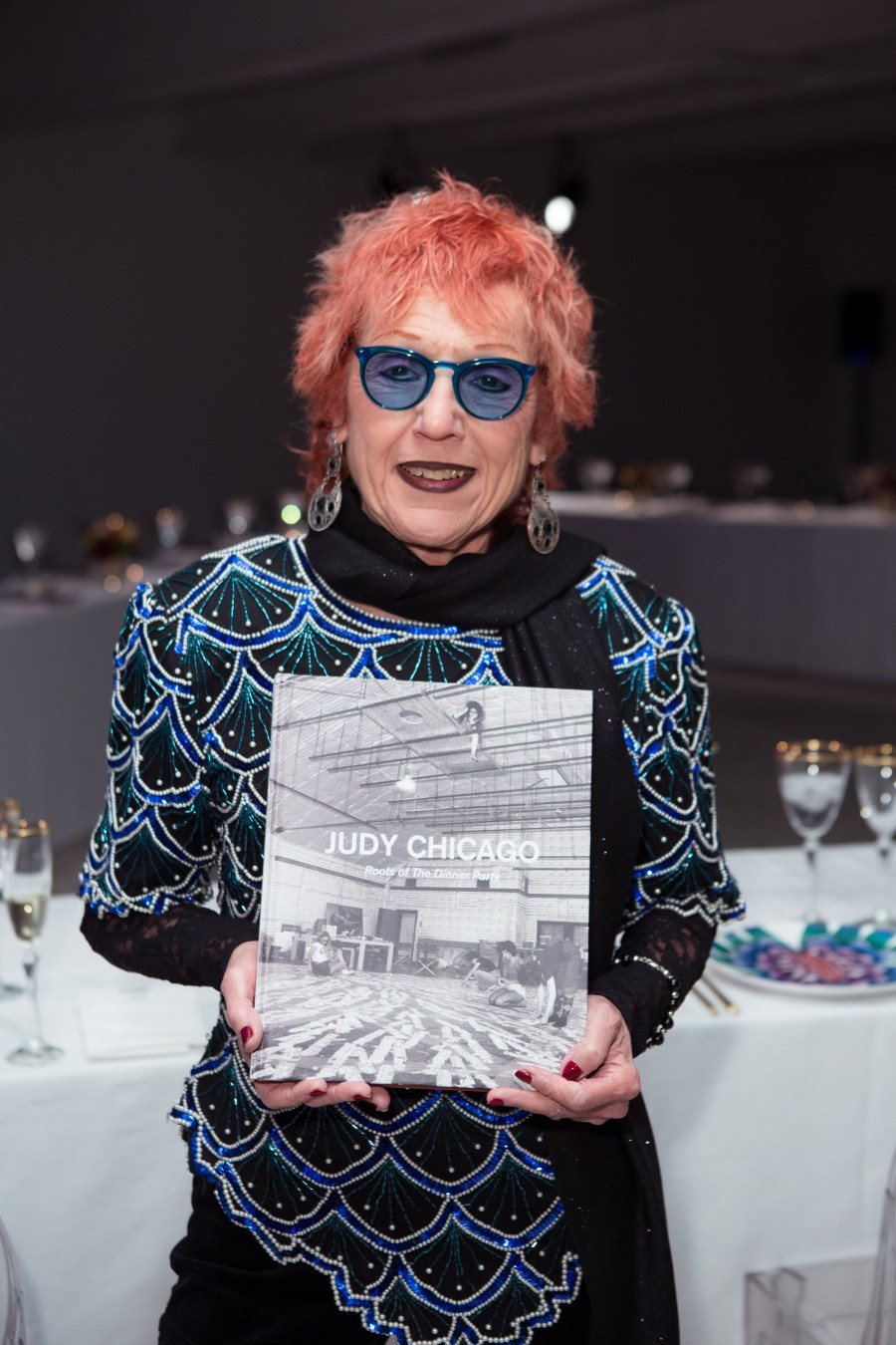 A Dinner Honoring : Judy Chicago