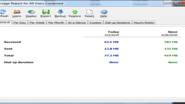 Networx bandwidth usage monitor windows 7