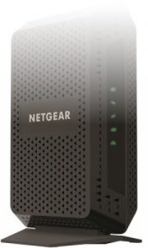 NETGEAR CM700 (32x8) DOCSIS 3.0 Gigabit Cable Modem. Max download speeds of 1.4Gbps. Certified for XFINITY by Comcast, Time Warner Cable, Charter & more (CM700)