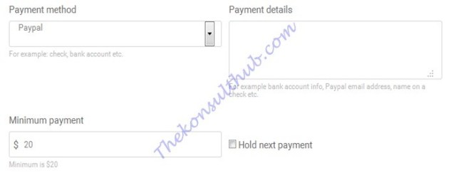 Adsoid Payment Proof