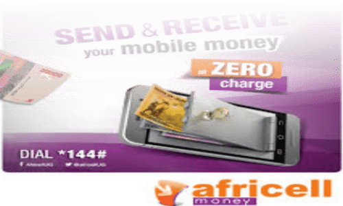 africell money account