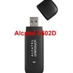 Alcatel X602D usb modem