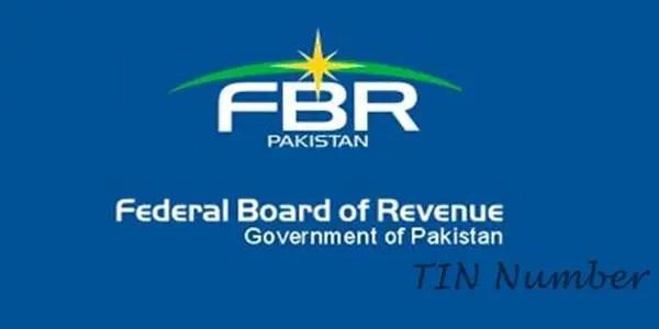 Apply TIN Number In Pakistan Wih FBR