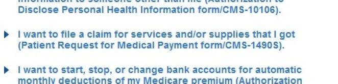 Download Medicare All Other Forms