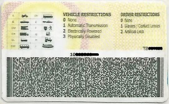 Driving permit classes in Uganda