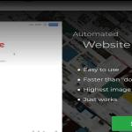 Miniature website screenshot generator
