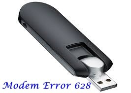 Modem Error 628 - Connection Terminated By Remote Computer