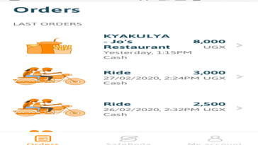 My safe_boda_app_orders