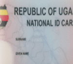 NIRA Uganda Lost National ID Card replacement