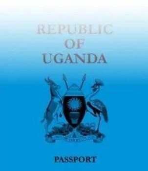 New Uganda e Passport