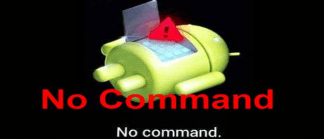 No Command Android Phone