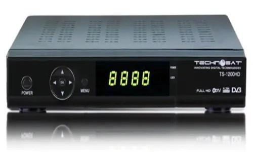 Technosat Ts 1500hd FTA