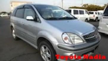 Toyota Nadia @ $400