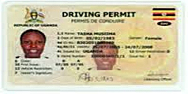 URA Driving Permit