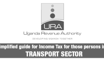 URA_simplified_income_tax_guide for transport sector
