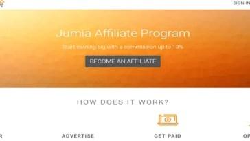 jumia affiliate tutorial