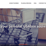 USABox free us mailing address
