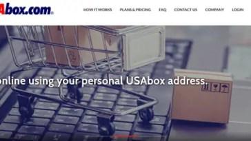 USABox free us mailing address